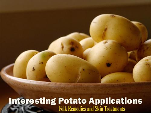 Interesting Potato Applications
