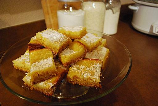 Grandma's Kentucky Butter Cake Recipe