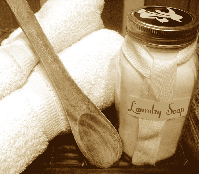 Homemade Cleaning