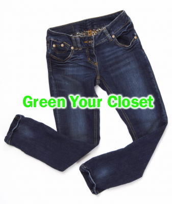 Green Your Closet