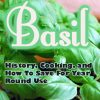 Basil – History, Cooking, and How To Save For Year Round Use