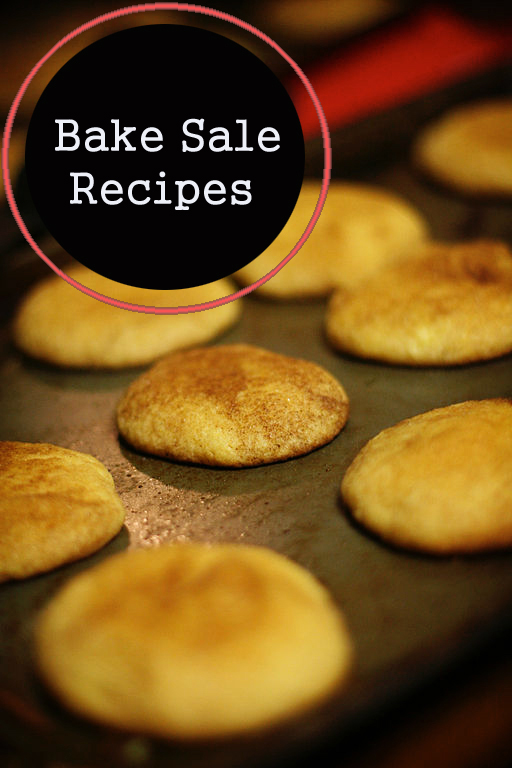 Bake Sale Top Seller and Recipes