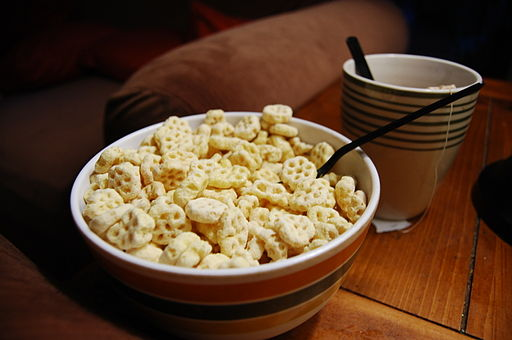 Four Ways to Enjoy Cold Cereal (Excluding Breakfast)