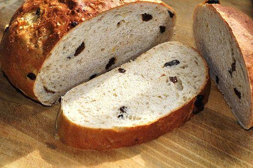 Goin' on a Sentimental Journey - Raisin Bread