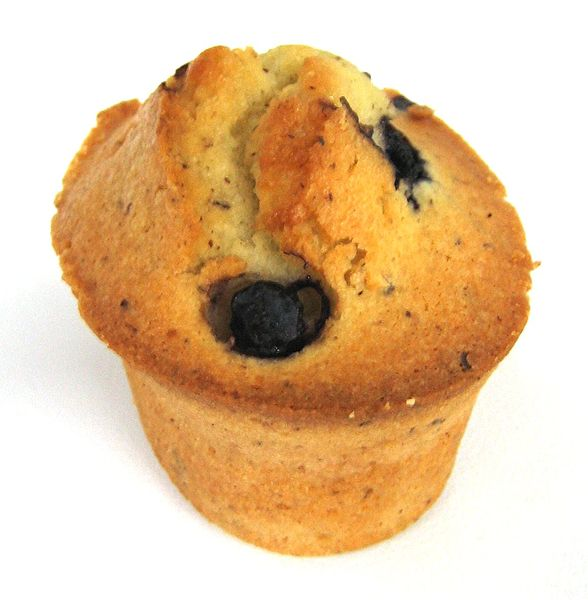 My Special Blueberry Muffins