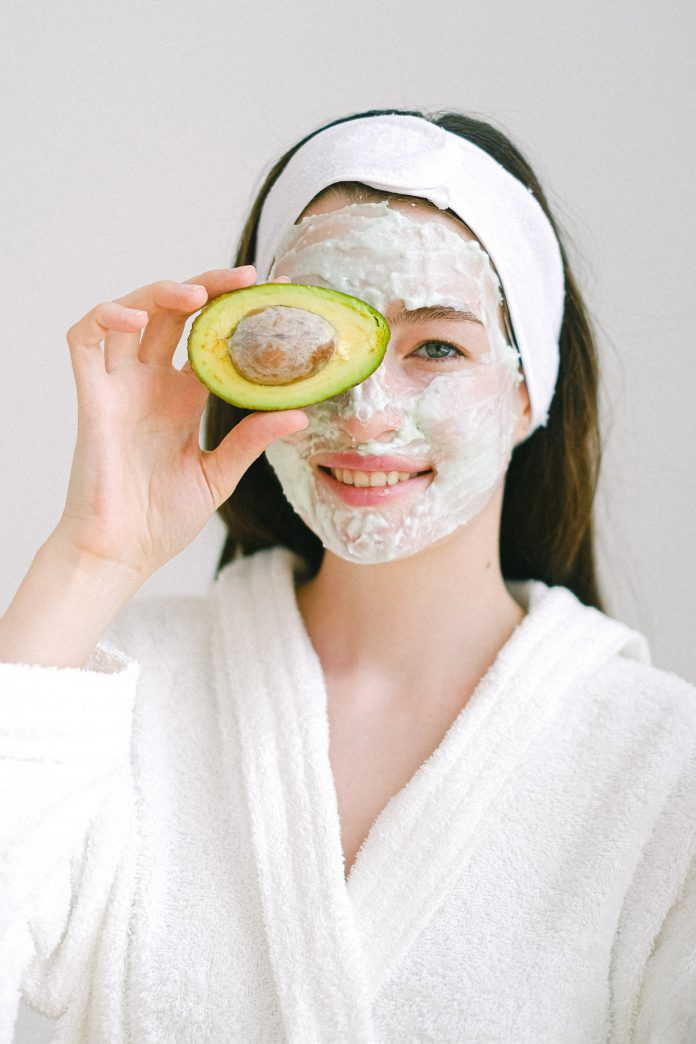 How to Make Your Own Avocado Face Mask for Clearer Skin