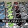 Making Candle Molds