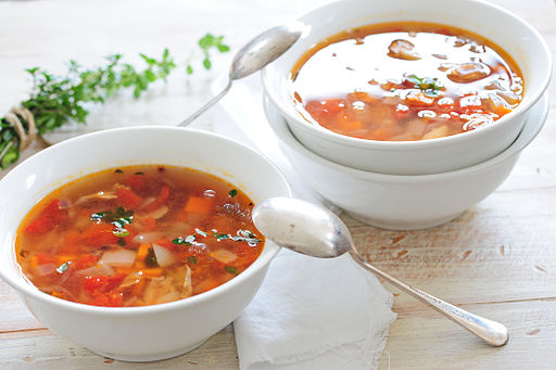 Winter Soups for The Soul