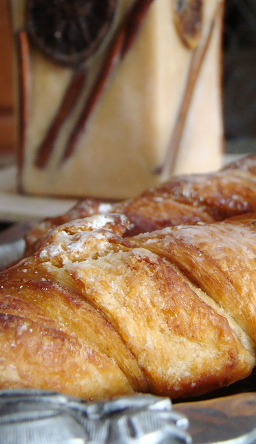Orange Pancakes, English Muffin Sandwich, Cinnamon Twist