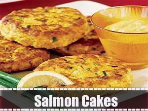 Quick and Simple Recipe for Salmon Cakes