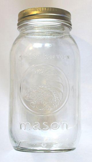 Saving Money on Canning Jars