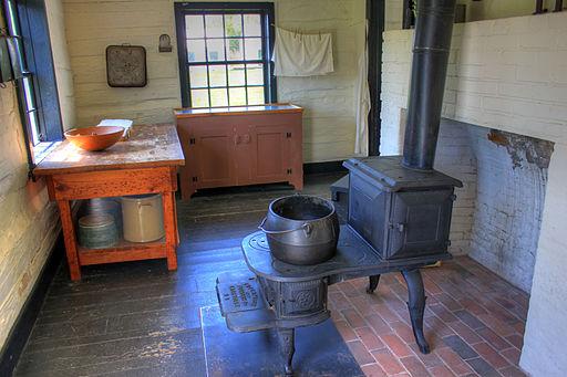 Pioneer Cooking