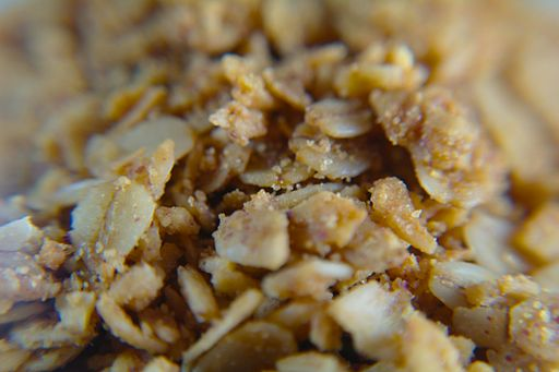 The Secret Ingredient To Making Chunky Granola
