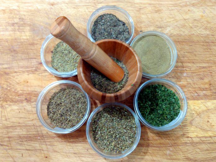 Homemade Italian Spice