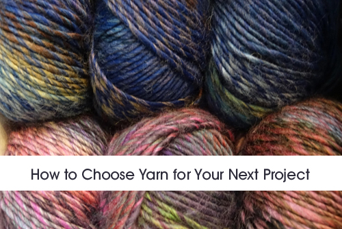 Knitting Arthritis : Choosing the correct yarn needle and hook sizes for