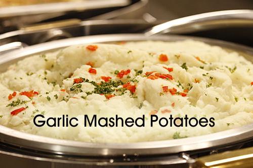 Potatoes - Grandma's Garlic Mashed Potatoes