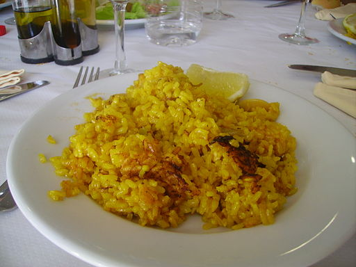 Spanish Chicken Paella Recipe From Spain