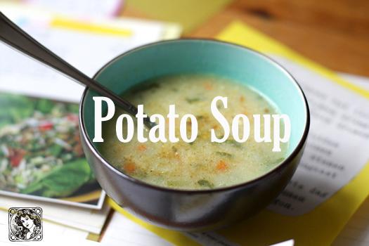Crockpot Potato Soup