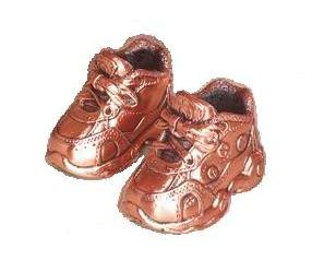 How You Can Bronze Baby Shoes