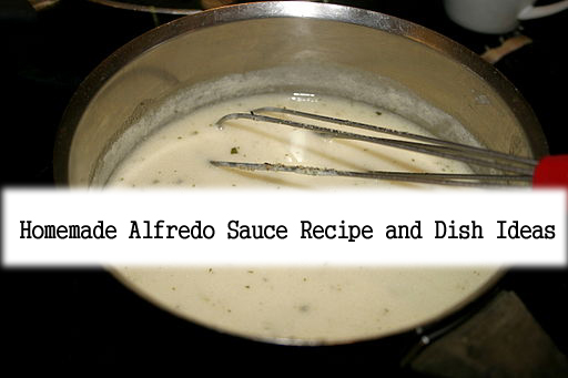 Homemade Alfredo Sauce Recipe and Dish Ideas
