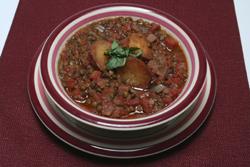 Italian Lentil Stew