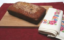 Quick Buttermilk Bread