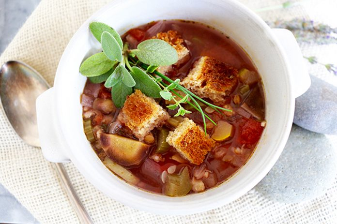 Vegetable Stone Soup
