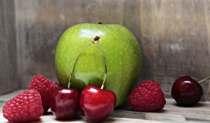 Storing Cherries - Freezing Apples