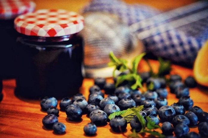Canning - How to Make Homemade Blueberry Chutney