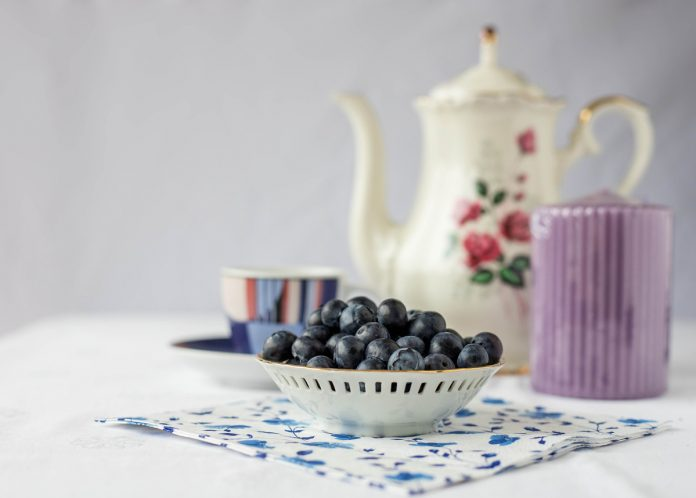 The Benefits of Blueberry Tea