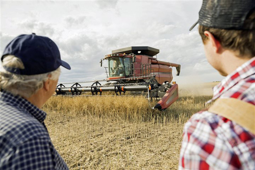 Farming Program Helps Neighbors in Rural America Fight Hunger