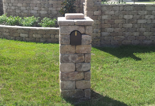 Deliver Curb Appeal with a DIY Block Mailbox