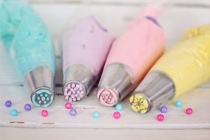 Frequent Cake Decorating Terms