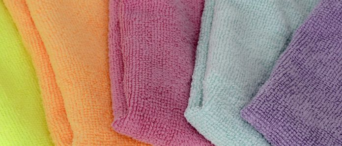 Save Money on Paper Towels - How to Cut Up Rags