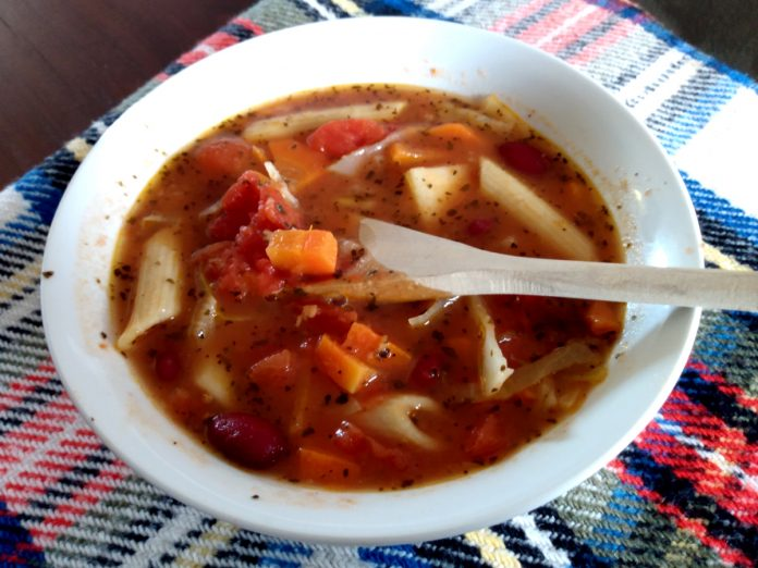 Country Minestrone Soup