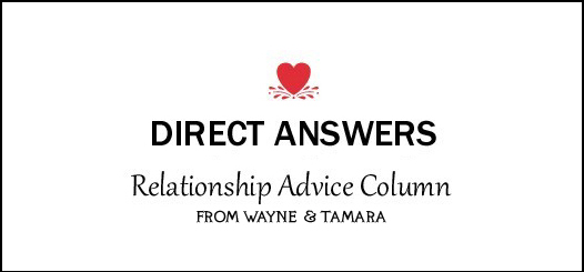 Direct Answers - Relationship Advice Column