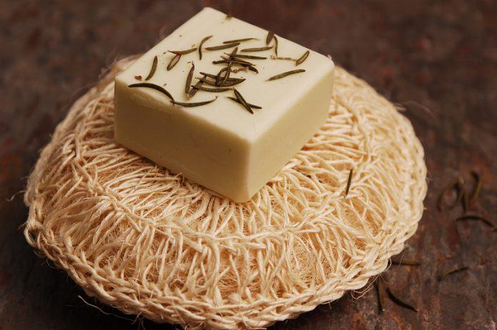 Make Modern Soap with Herbs, Beeswax and Vegetable Oils