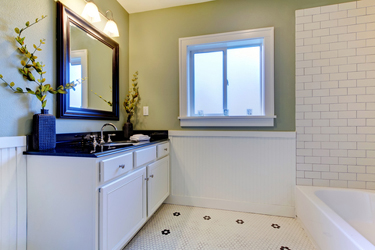 Easy Ways to Update Wooden Bathroom Cabinets
