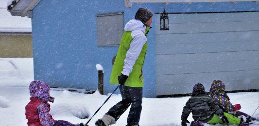 Top Five Fun Winter Weekend Family Activities & Ideas