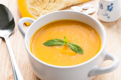 Vegetable-Fruit Purees for Fall