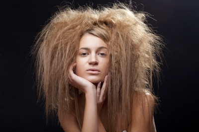 Top 10 Remedies for Frizzy Hair