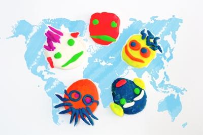 clay models ideas