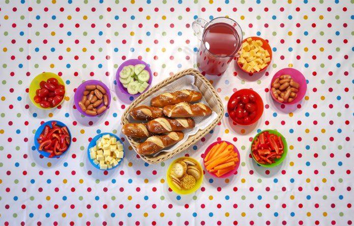 Healthy Food Menus for Children