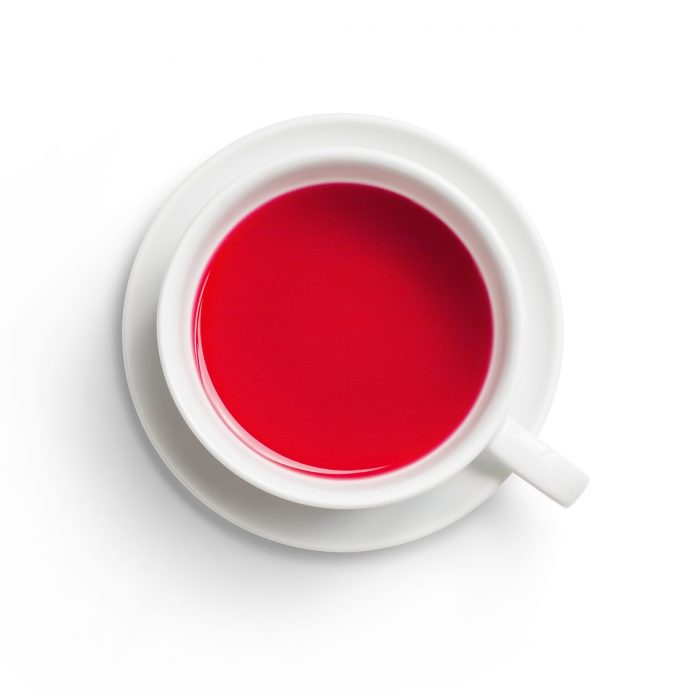 Hibiscus Tea is an Important Herbal for High Blood Pressure