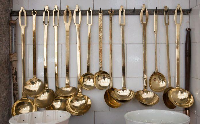 Cleaning Antique Metals