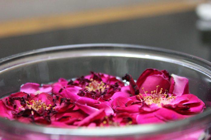 Lavender Summer Rose Potpourri