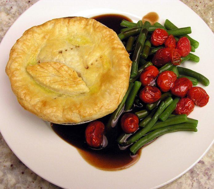 Homemade Pot Pie
