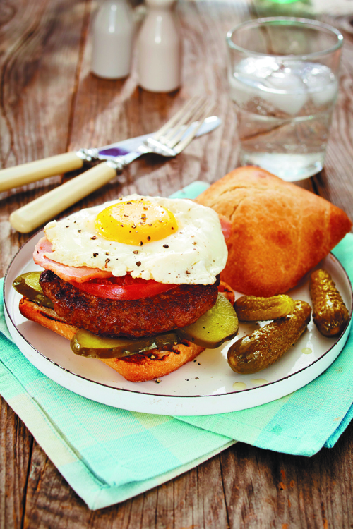 How to Create the Perfect Cottage Burger