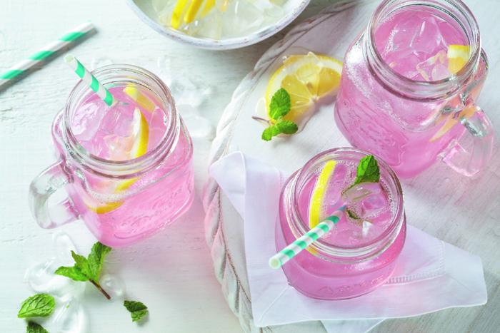 Sparkling Watermelon Drink