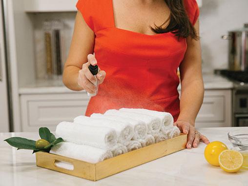 Citrus Washcloths